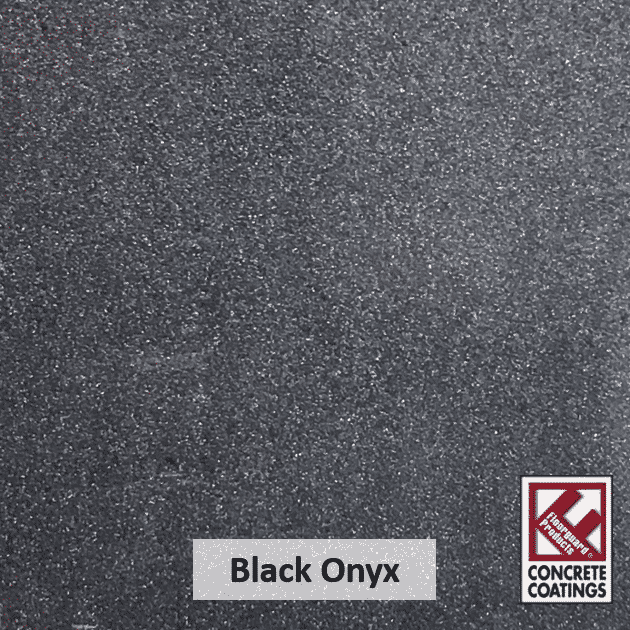 Black Onyx Metallic Pigment